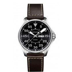 Khaki Aviation Pilot Quartz 42mm