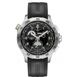 Chrono Worldtimer Quartz 45mm