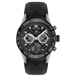 TAG HEUER CONNECTED MODULAR Luxury Kit with HEUER 02T Tourbillon