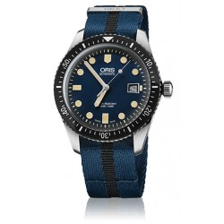 Oris Divers Sixty-Five Esfera Azul
