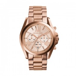 Oversized Bradshaw Rose Gold-Tone