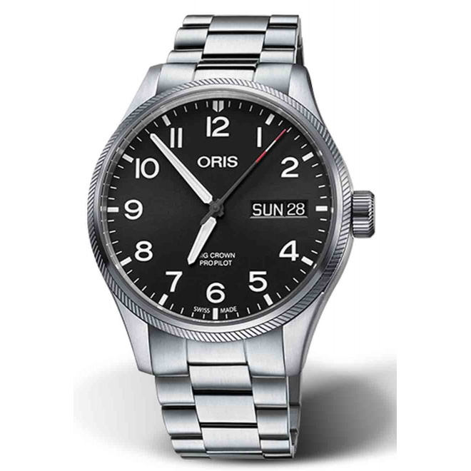 ORIS 55TH RENO AIR RACES LIMITED EDITION, Brazalete de Acero