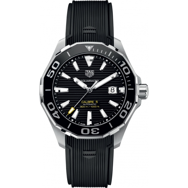 AQUARACER 300M Calibre 5 Ceramic Bezel 43MM