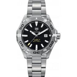 TAG Heuer AQUARACER Calibre 5 Reloj automático 300 M - ∅43 mm, Esfera negra, Acero