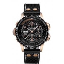 Khaki X-Wind Auto Chrono Pink Gold 44mm
