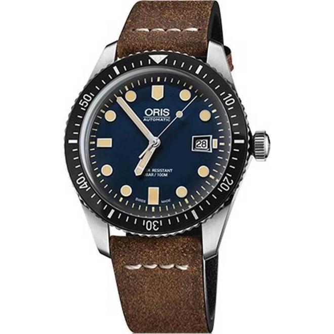 Oris Divers Sixty-Five Esf Azul 42mm