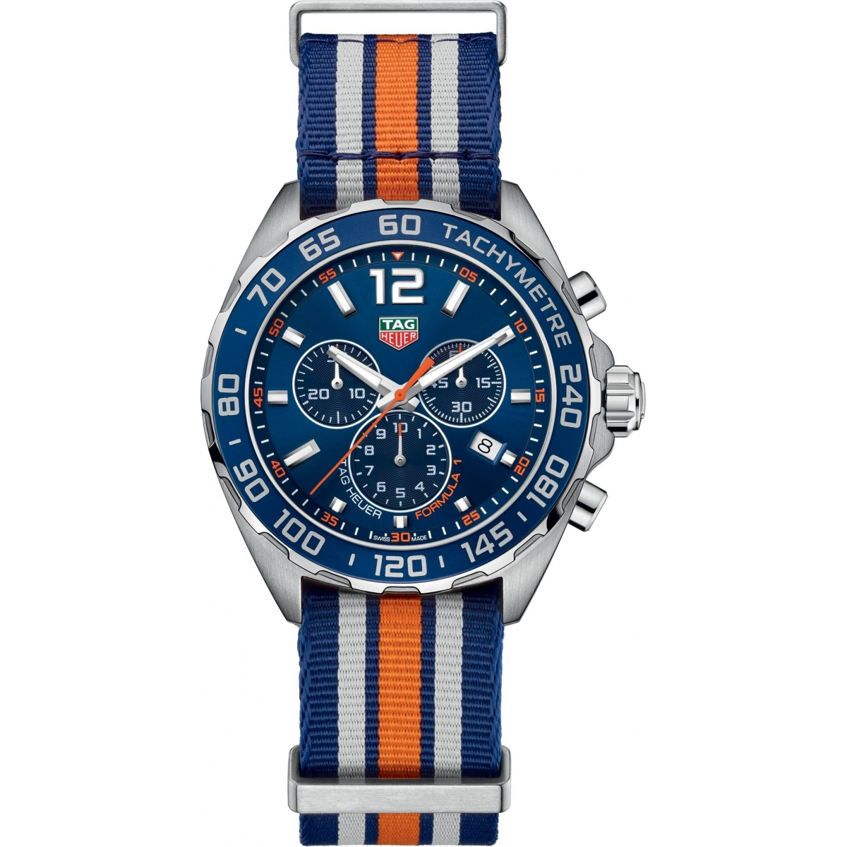 Tag Heuer Formula 1 Nato 43mm