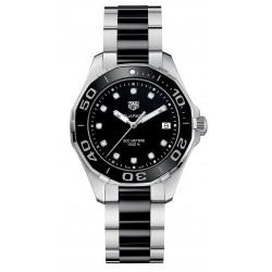 Aquaracer Diamonds 35mm