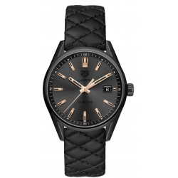 Carrera Lady 39mm titanio negro