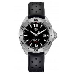 FORMULA 1 Calibre 5 Reloj automático 200 M - ∅41 mm, Esfera negra, caucho