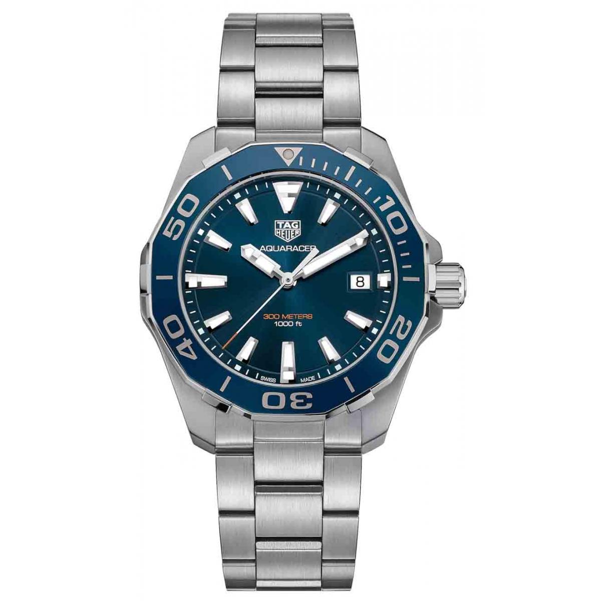 Aquaracer 300m Esfera Azul 41mm