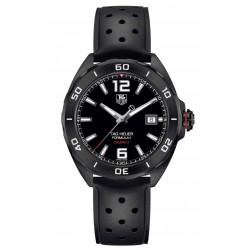 FORMULA 1 Calibre 5 Reloj automático 200 M - ∅41 mm, Esfera negra, Caja con revestimiento de carburo