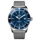 Breitling Superocean Héritage 42 - 200 M - ∅42 mm, Esfera azul, Acero