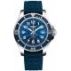 Breitling Superocean II 42 - 500 M - ∅42 mm, Esfera azul, Caucho