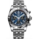 Breitling Chronomat 44 - 500 M - ∅44 mm, Esfera Azul, Acero